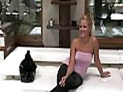 russian big massage casting clip