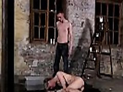 Male shane diesel teanna trump bondage slave twink young dirty Chained to the warehouse