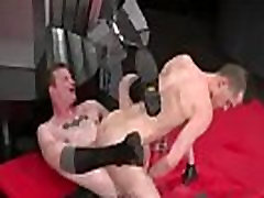 Ass hairy male fisting gay xxx In an acrobatic 69, Axel Abysse stuffs