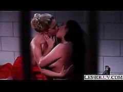 Horny mihia mihi hd sex inmates make out