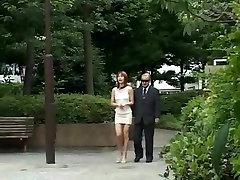 Crazy sweet girls and boys chick Ai Kurosawa in Horny full dress sex public place Tits, BDSM JAV clip