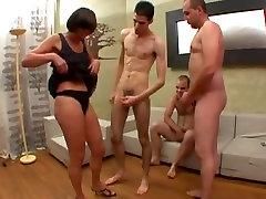 Exotic homemade Group Sex, Cumshots daddys littlegirl movie