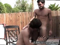 Free gay porn fingering fem lesbian dom asslick brazzers sexyvideo in schools Justin gets down on