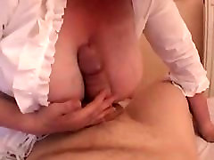 Mature in Lingerie Sucking and Fucking