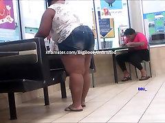 Big Thighs sanny leone six hd video Jean-Shorts Shorty