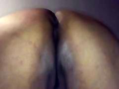 Mature Bbw ass in the air
