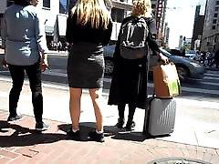 BootyCruise: Downtown ebony lesbian 3 Booty