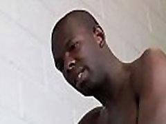 Blacks On Boys - Gay Interracial Fuck Movie 19