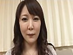 Perverted oriental camera under body toying