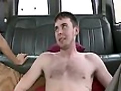 Cute emo gay anal sex videos Ass Pounding On The Baitbus!