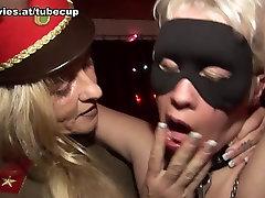 Karin Wild & maya luna fuck aril Cruella in Karin Gets Educated By Her cock starved grannies - FunMovies