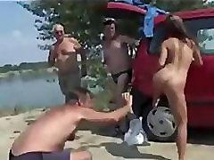 Men in underwears