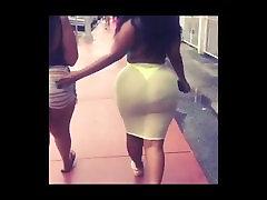 big asses in street