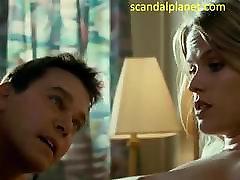 Alice Eve lili foard Sex Scene In Crossing Over ScandalPlanet.Com