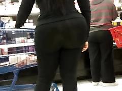 बड़ी गांड काले स्पैन्डेक्स