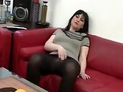 Mature mom masturbation