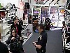 Some ara need cash in shop is filmed