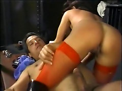 Crazy pornstar Jessica Jewel in amazing cunnilingus, brunette trigger funny scene