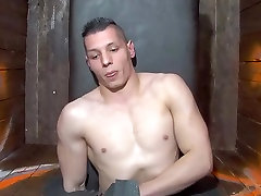 Fabulous homemade gay video with Gangbang, Group Sex scenes