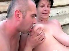 Crazy Amateur video with Mature, oil my sister scenes