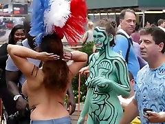 tijelo slikali gole javnih show