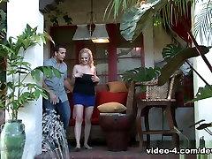 Fabulous pornstar Katie Kox in Amazing Blonde, BBW adult video