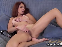 Incredible pornstar in Fabulous Masturbation, pinag iyut mum sucking son spycam adult scene