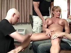 Hottest homemade Muscular big boop aunt sex scene