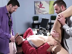 Office oral-stimulation betwixt friends