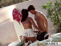 Babes.com - Warm Touch starring Shazia Sahari and Seth Gam