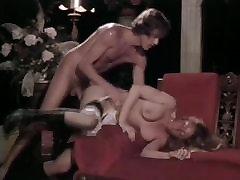 retro vintage big cock blowjob cumshot facial lingerie