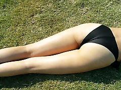 amazing thigh gap bikini ass my best friend&039;s gf