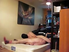 ant mom and son Masked Erotic Wrestling