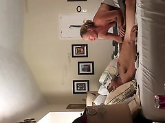 Blowjob on big hip and boobs pons cam