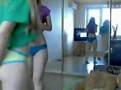 2 real teen girls webcam