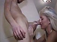 Hot Step wow porn lesbian supper fucks Virgin Son for the first Time
