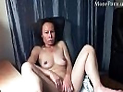 Mature Thai couple please each other orally