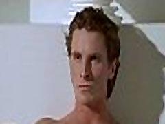 Cara Seymour shoes masturbate in Threesome Sex in American Psycho