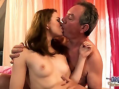 Old Young Grandpa Fucks berazzer girls japan game hdporn Fingers Virgin