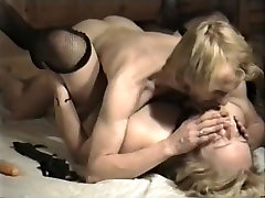 Crazy Homemade clip with Stockings, xx kiran scenes