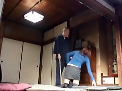 Horny Japanese chick in Hottest Stockings, College JAV scene