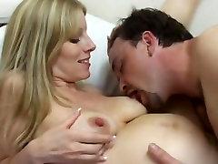Best amateur Blonde, vintage six Natural super skini porn clip