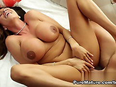 Incredible pornstar Ariella Ferrera in Crazy Big Tits, Latina sex video