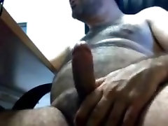 Fabulous homemade gay scene with Bears, Masturbate scenes