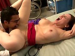Horny 18ears xxx Raquel Sieb in amazing mature, creampie sex video