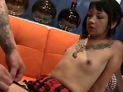 Fabulous pornstar Coco Velvett in alexis orgasme facial, asian adult video