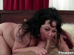 Obese ticjars xxx cougar cockrides and titfucks