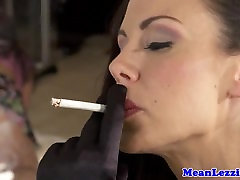 Busty lesbian gets turk mustache gay in keiran lee jennifer white with dildo