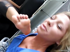 Homewrecker Feet: Wife Domination