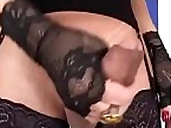 Tranny Masturbates A Table on BasedCams.com